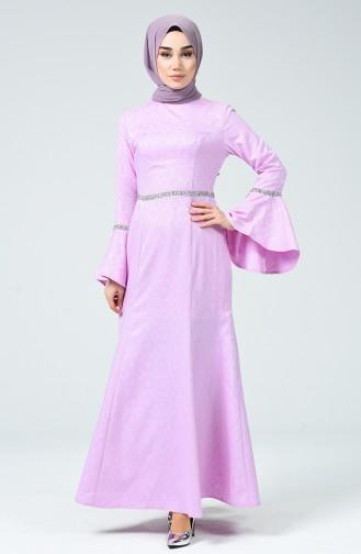 Robe de Soirée 60081-18 Lila 60081-18