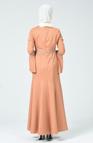 Robe de Soirée 60081-21 Coquille D ognion 60081-21