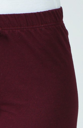 Claret red Pants 8108-09
