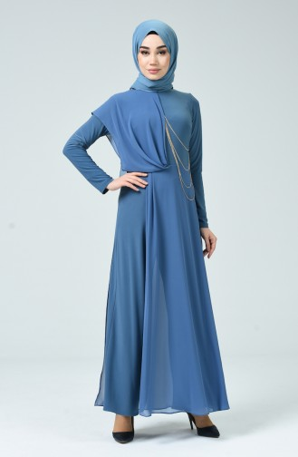 Blue Overall 4719-02