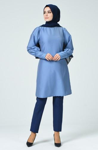 Blau Tunikas 1360A-01
