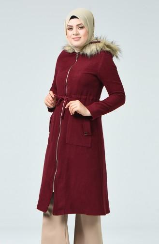 معطف طويل كرزي 1188-01