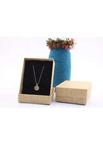 Collier Femme KLY03-02 Rose 03-02