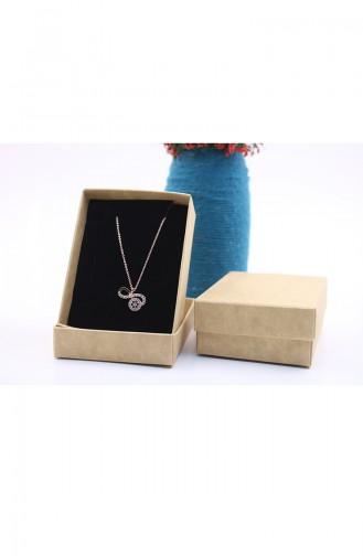 Damen Halskette  KLY04-02 Rose 04-02