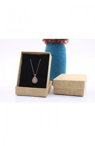 Rose Skin Necklace 10-01