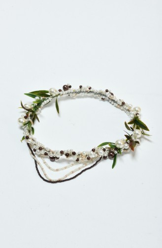 Cream Mother and Baby Hair Accessory 32