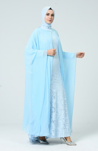 Baby Blues İslamitische Avondjurk 1009-04