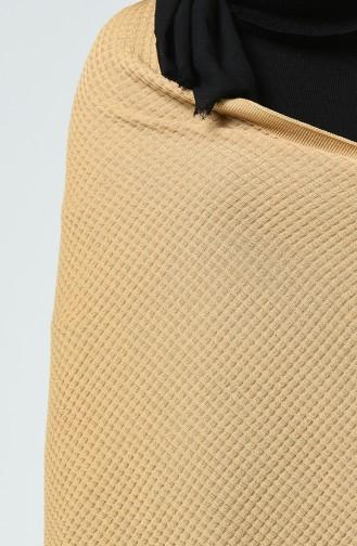 Châle D épaule Tricot 1011-04 Camel 1011-04