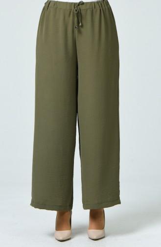 Pantalon Large Aerobin 0059-01 Khaki 0059-01