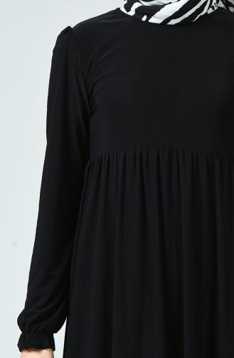 Robe Sandy Froncé 1934-02 Noir 1934-02