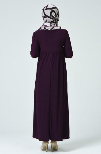 Robe Sandy Froncée 1934-05 Pourpre 1934-05