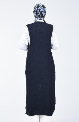Navy Blue Vest 2001-05