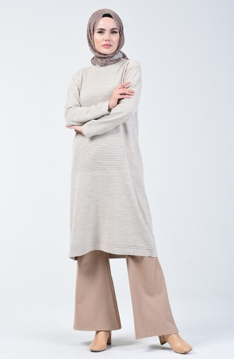 Beige Sweater 4192-04