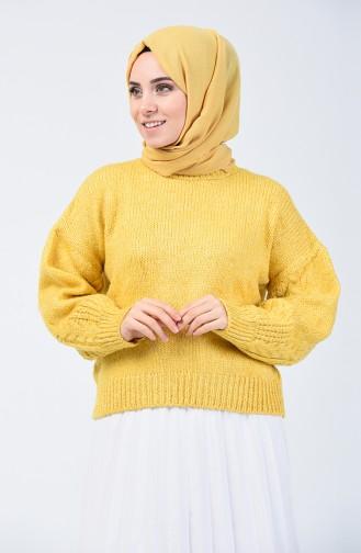 Yellow Sweater 3036-01