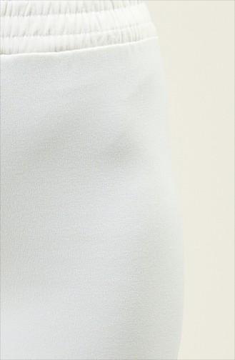 Cream Pants 1300PNT-01