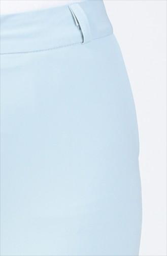 Cepli Klasik Düz Paça Pantolon 1336PNT-02 Bebe Mavisi