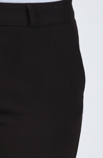 Pantalon Simple 1013-11 Brun 1013-11