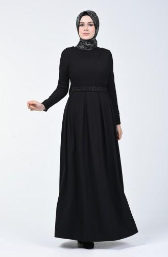 Jile Bluz İkili Takım 50552-03 Siyah