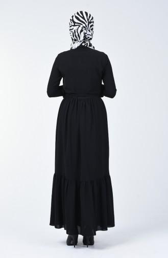 Robe Tissu Aerobin 0064-04 Noir 0064-04