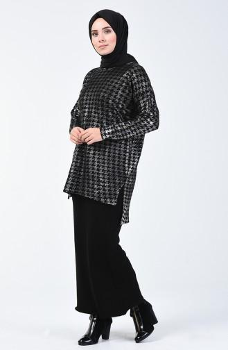 Triko Etek 1991-01 Siyah