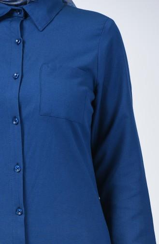 Tunique Bleu marine clair 6422-06