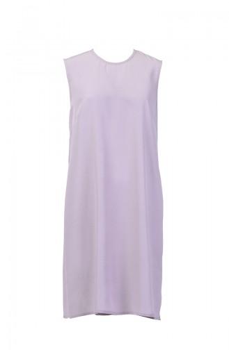 Sous-vêtement sans Manches 1042A-01 Lilas 1042A-01
