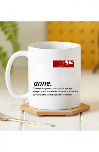 Tasse à Café BA01-202 Blanc 01-202