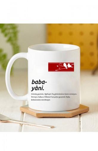Tasse à Café BA01-206 Blanc 01-206