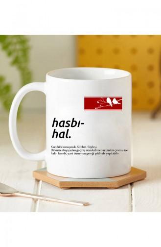 Tasse à Café BA01-212 Blanc 01-212