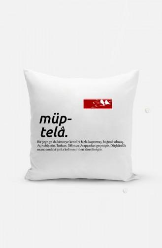 White Pillow 01-124