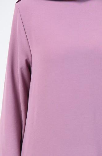 Robe Aerobin Manche Élastique 0061-06 Violet 0061-06