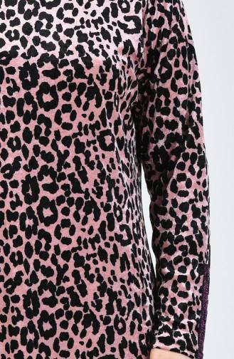 فستان باودر 4867-01