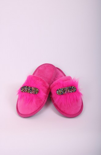 Pink Woman home slippers 32