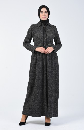 Abayas Noir 5017-01