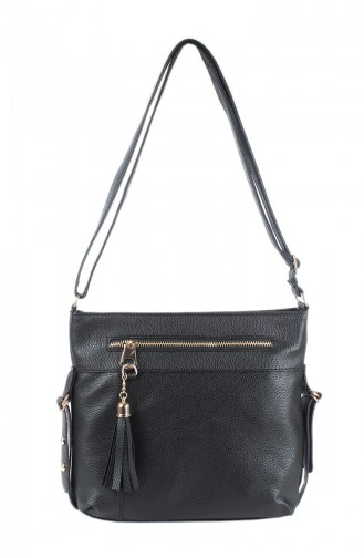 Black Shoulder Bag 3015-01