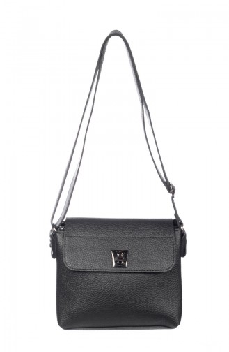 Women´s Cross Shoulder Bag Black 3017K-01