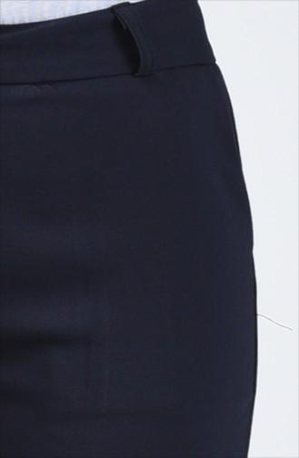 Klasik Düz Paça Pantolon 3116PNT-01 Lacivert
