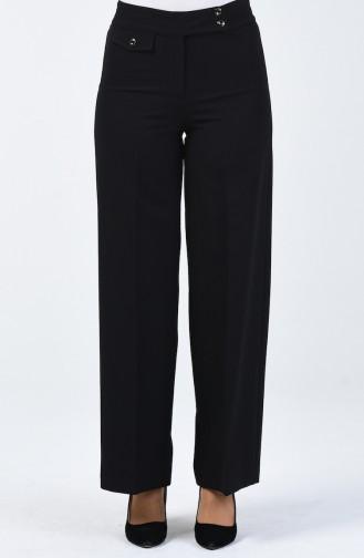 Pantalon Large 3153-03 Noir 3153-03