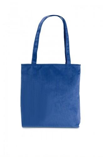 Bayan Omuz Çantası TS253MA Mavi