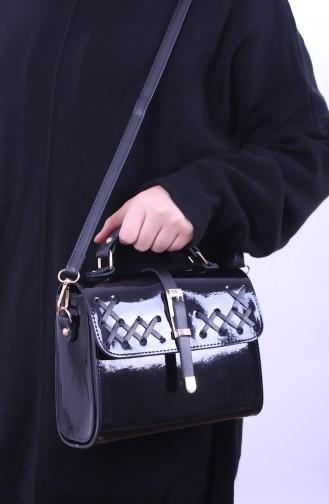 Black Shoulder Bag 18-03
