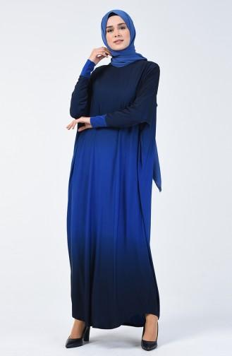 Yarasa Kol Sandy Elbise 1908-05 Saks