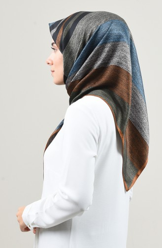 Brown Scarf 90665-05