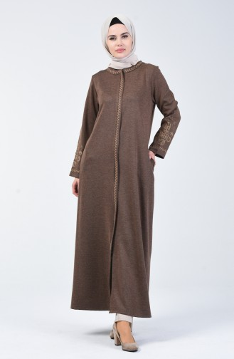 عباءه بُني 5127-07