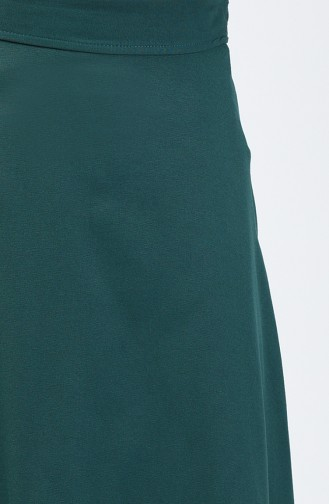 Smaragdgrün Rock 2523-04