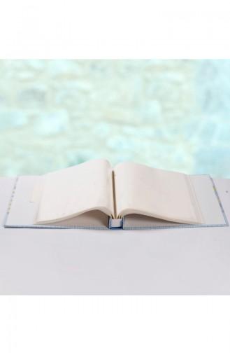 Kutulu Bebek Fotoğraf Albümü 120´li 10X15 AL06-01 Mavi