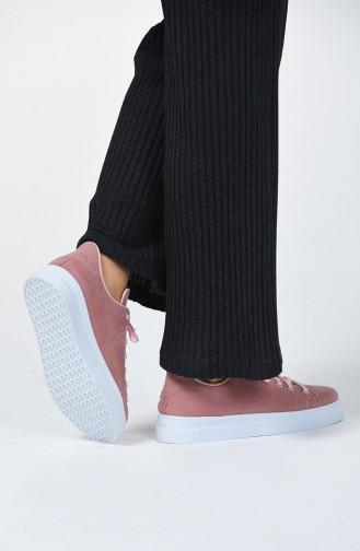 Bayan Spor Ayakkabı MDR06-06 Pudra