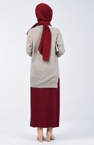 Claret red Rok 4199-04