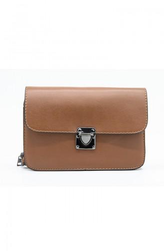 Tobacco Brown Shoulder Bag 3514-19