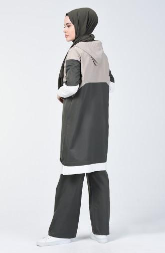 Khaki Trainingspak 09056-02