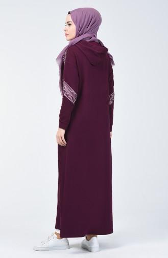 Damson Abaya 09051-01